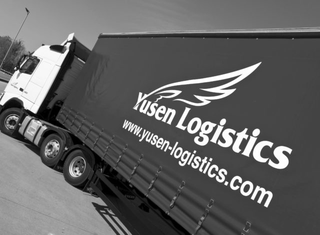 Warehouse Management System pro Yusen Logistics