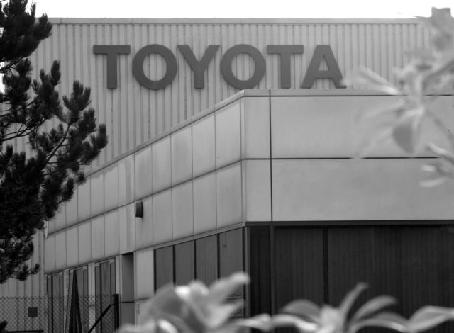 Shunt Management System pro Toyota UK
