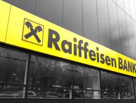 LAN & elektro instalace pro veškeré pobočky Raiffeisenbank v ČR